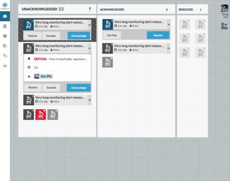 UI Sandbox - Dashboard 4